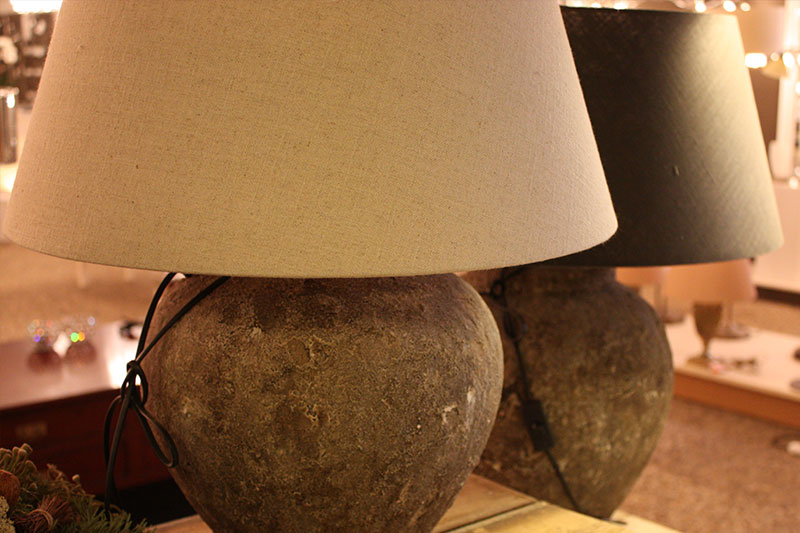 lamp zelf samenstellen