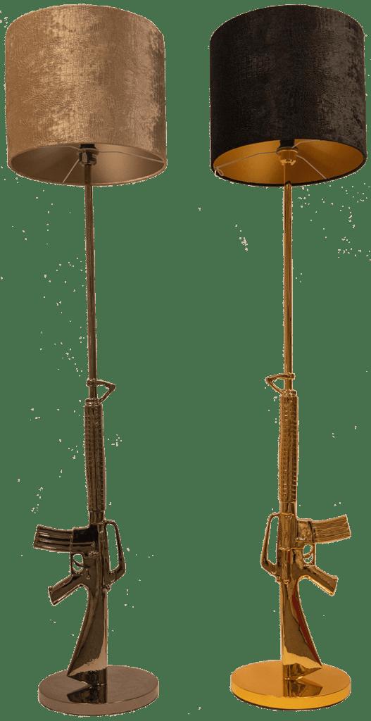 Foto Contact Gun Lamp