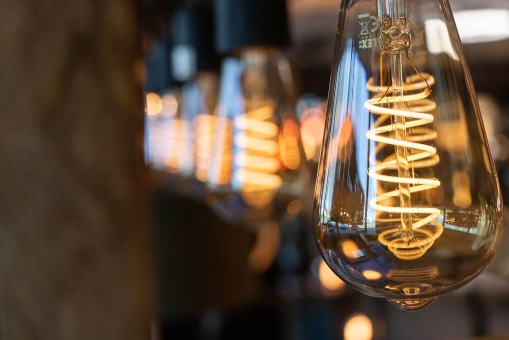 lichtbronnen uit de collectie van Jalink Verlichting