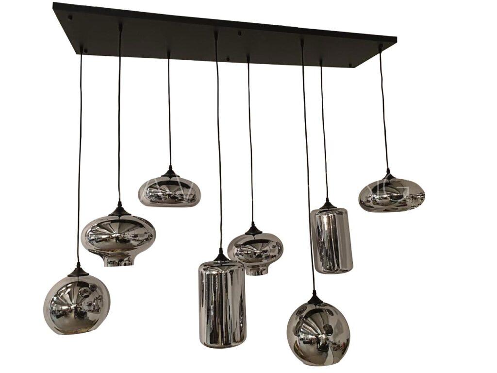 Foto's Voorpagina Hanglamp 8 lichts